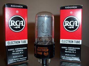 NOS RCA 6V6GTA