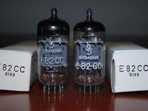 NOS Siemens E82CC Triple mica