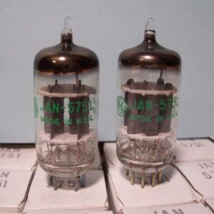 GE 5751 2 mica 1970-1980 1