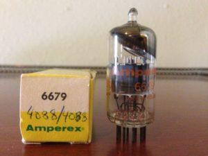 amperex 12AT7 6679
