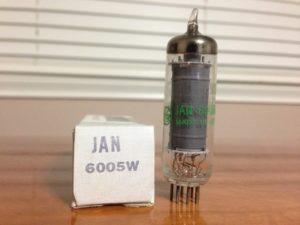 GE 6005/6AQ5W