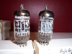 Philips 12ax7 Bugle Boy Holland