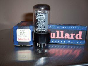 Mullard GZ34 5AR4 - Used