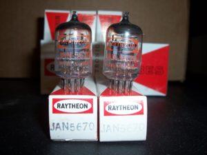 Raytheon 5670