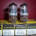 Sylvania 5751 2 Mica